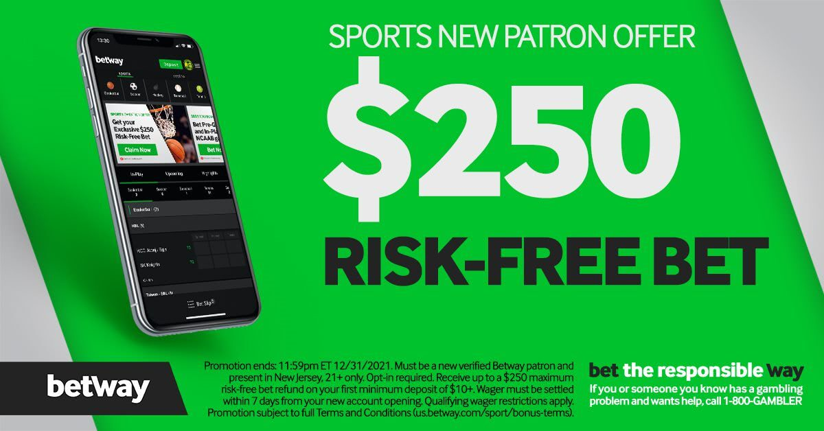 Betway New Jersey sportsbook