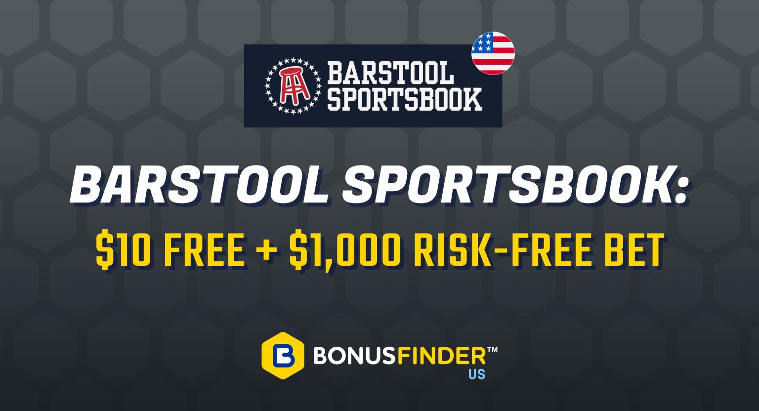 Barstool Sportsbook promo code