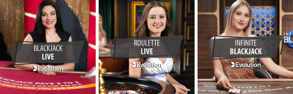 Blackjack dealer USA online
