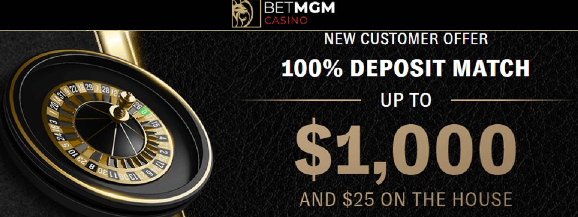 BetMGM Bonus