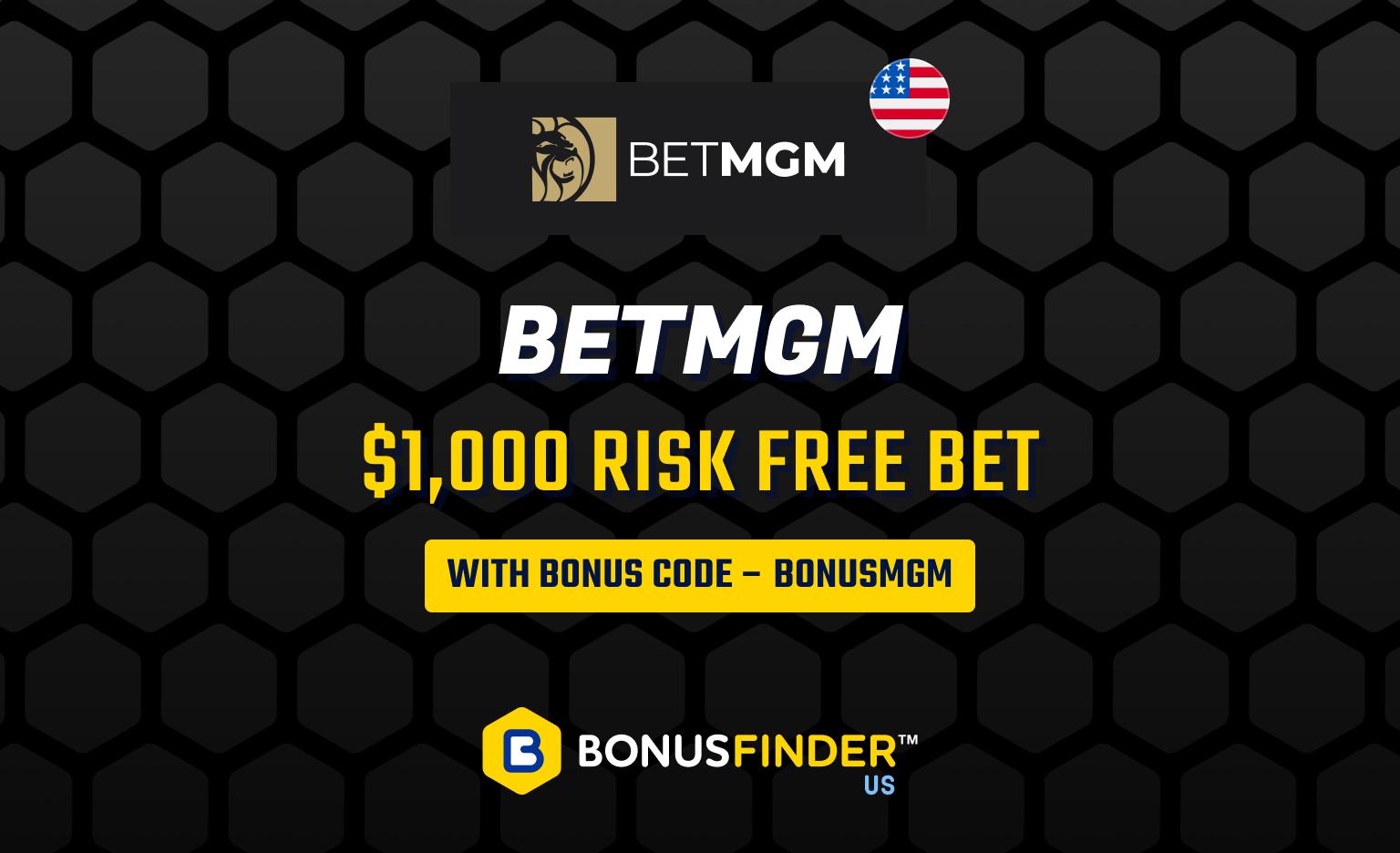 betmgm sportsbook bonus