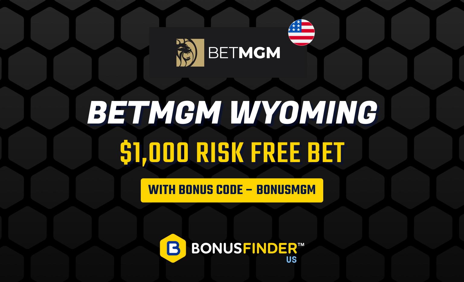 BetMGM Wyoming