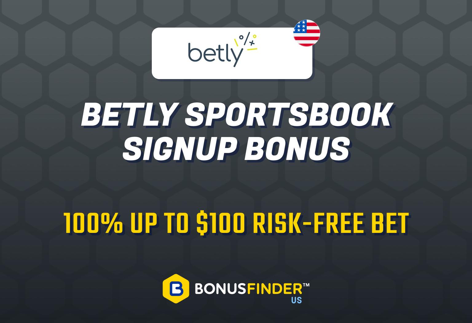 Betly sportsbook WV sign up bonus