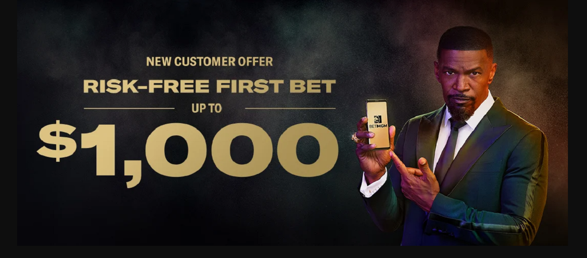 Betmgm betting promotion