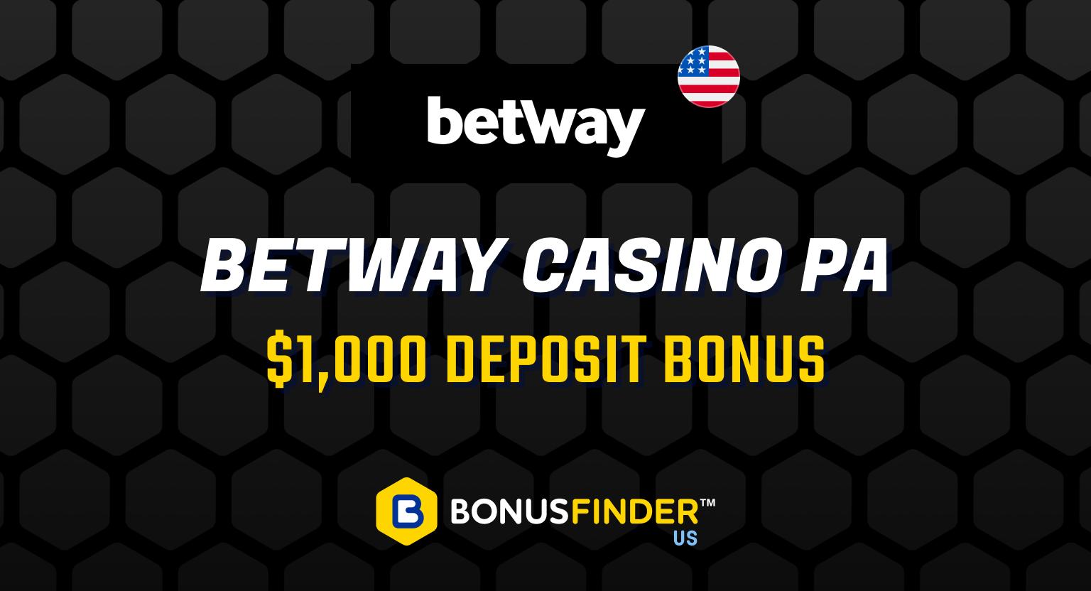 Betway Casino PA