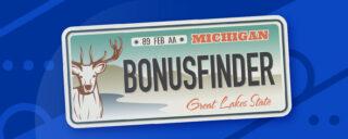 BonusFinder Michigan License
