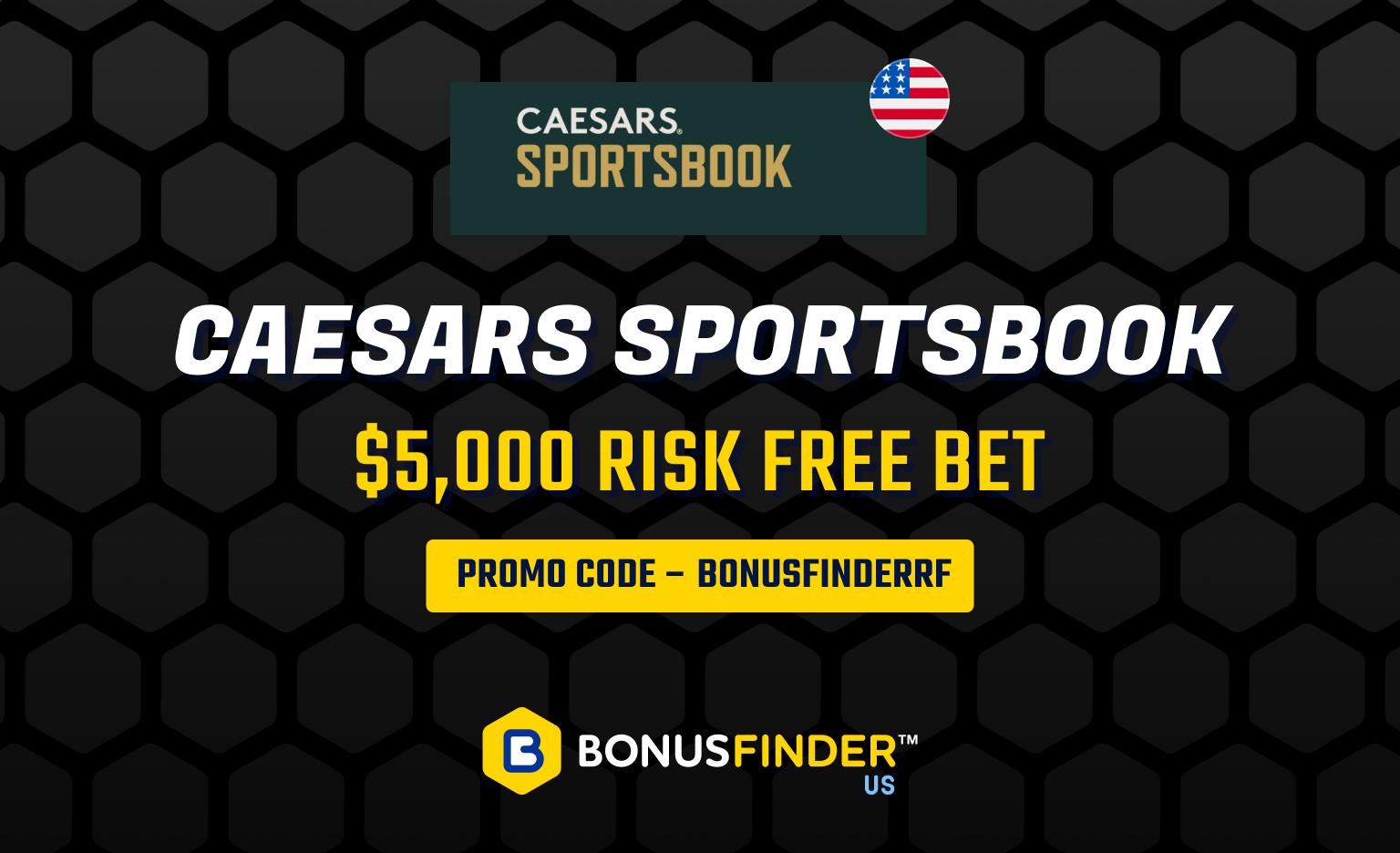 Caesars AZ welcome bonus