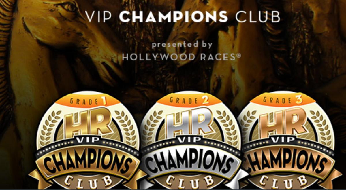 hollywood races vip champions club