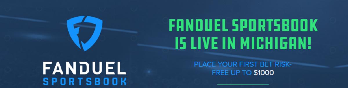 FanDuel Risk Free Michigan