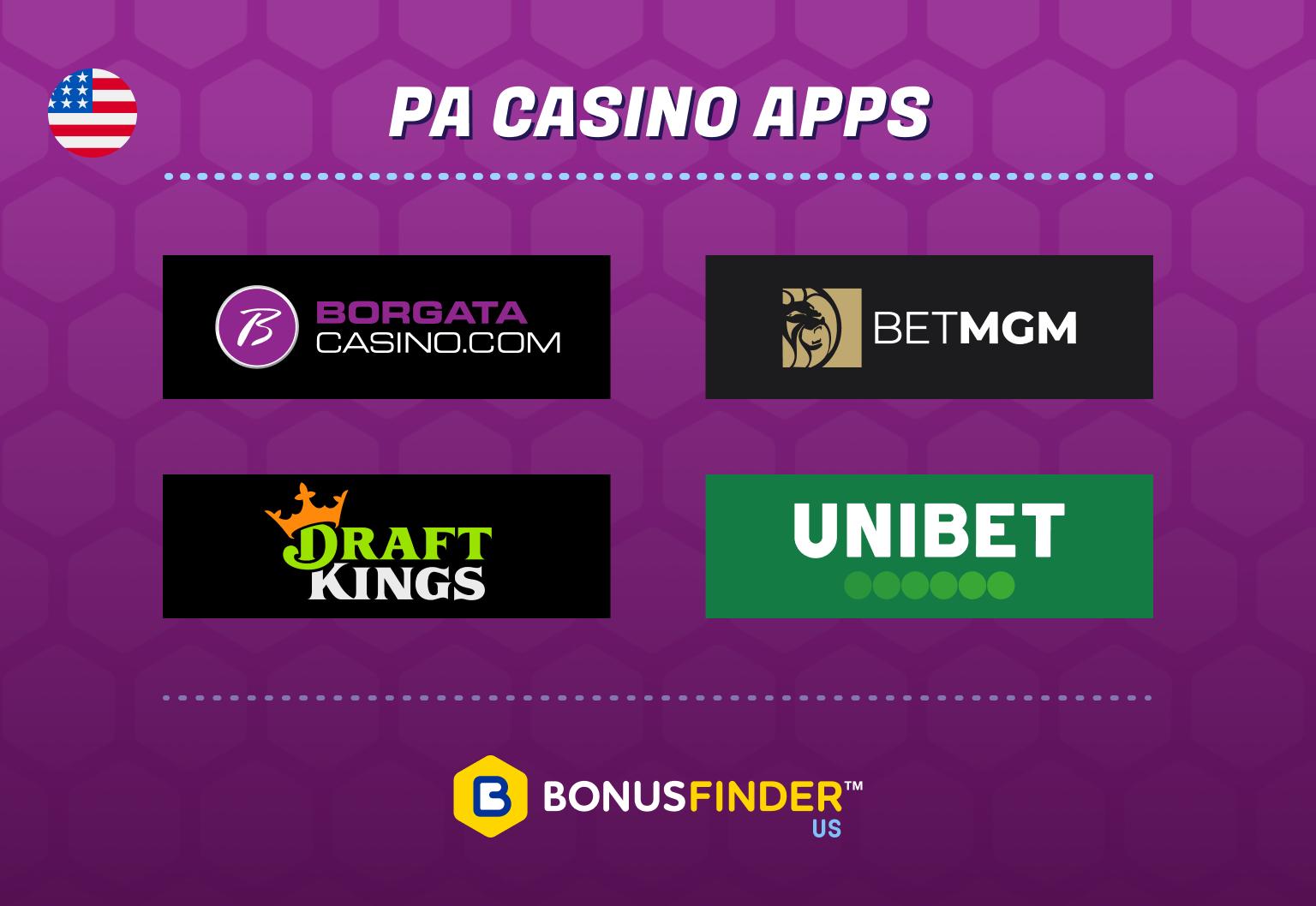 PA Online Casino Apps
