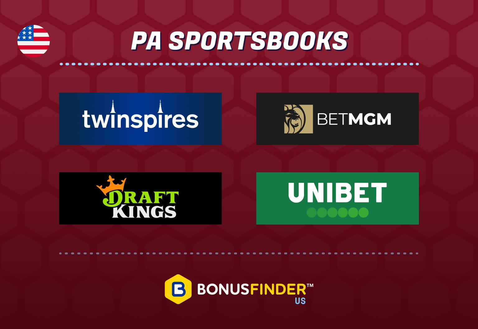 PA Sportsbooks