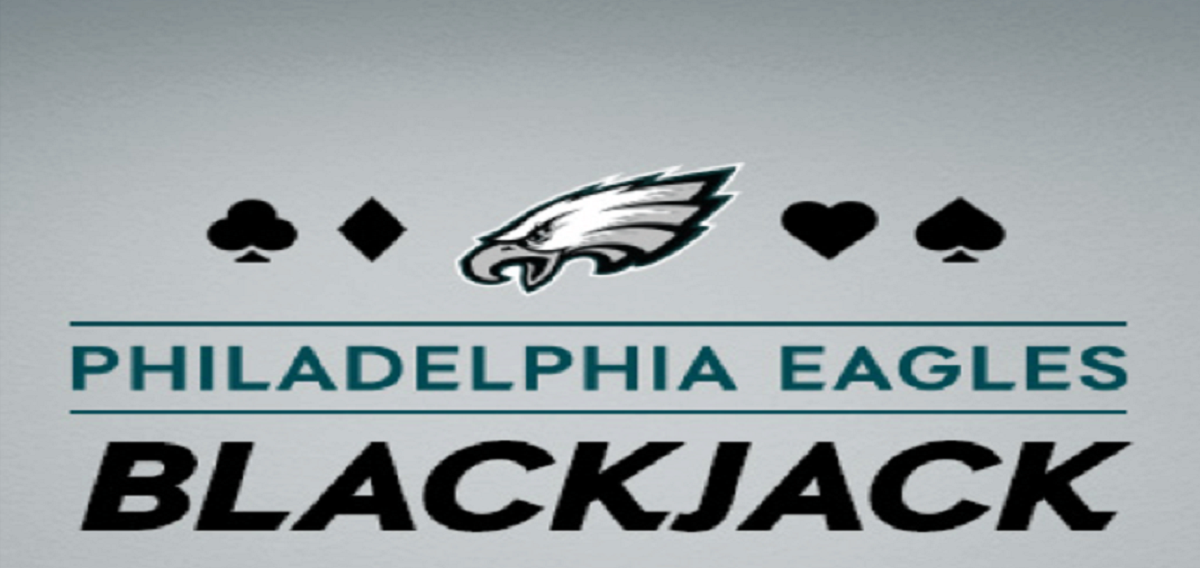 Philadelphia Eagles Blackjack Game