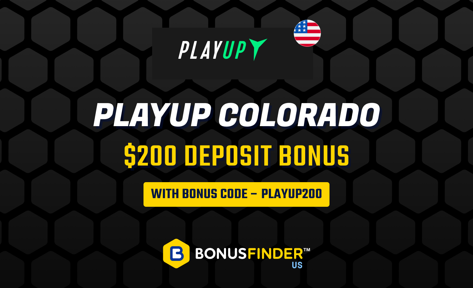 PlayUp Colorado promo code