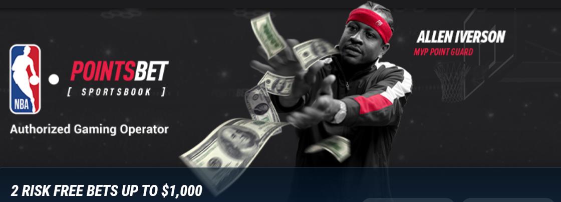 PointsBet Risk Free Bets