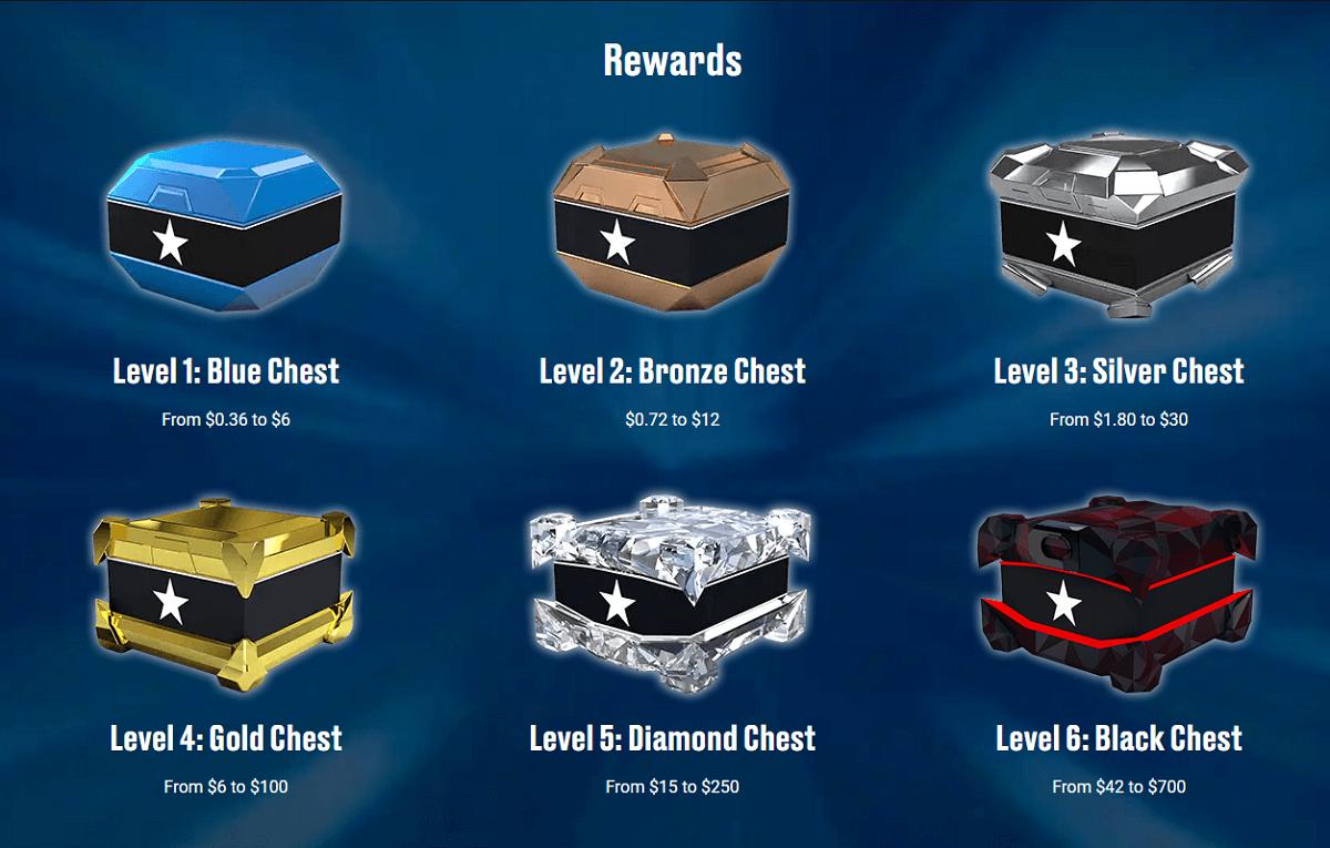 MI Casino Stars loyalty program