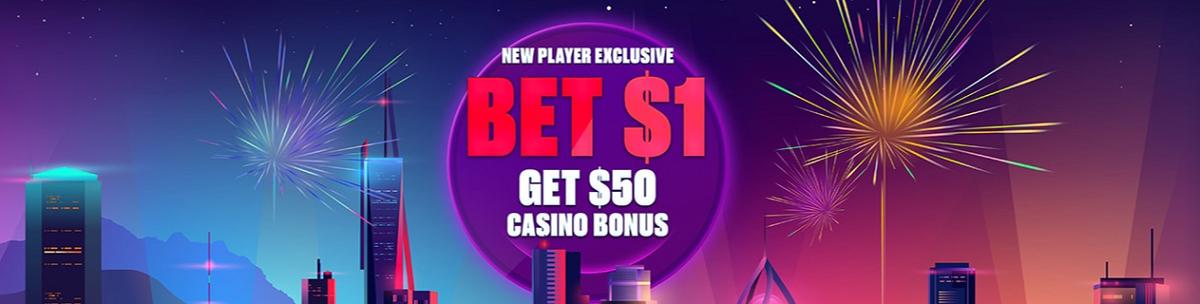 Stars online casino Michigan Bonus