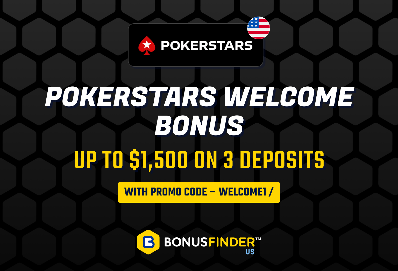 PokerStars Casino Bonus NJ PA
