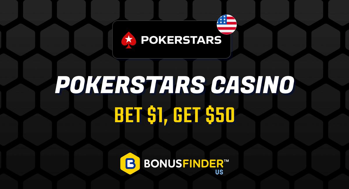 PokerStars Michigan Bonus