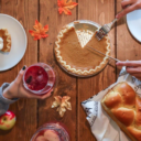 Pumpkin Pie Taster Contest