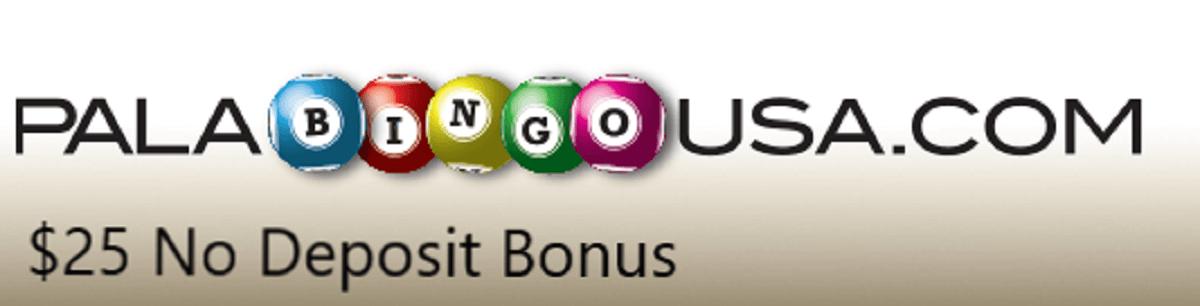 free $25 online bingo usa