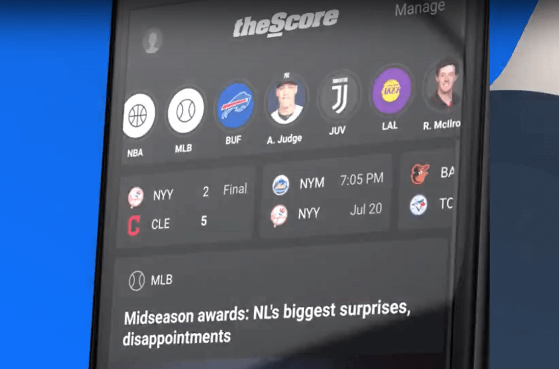 TheScore Sportsbook Overview