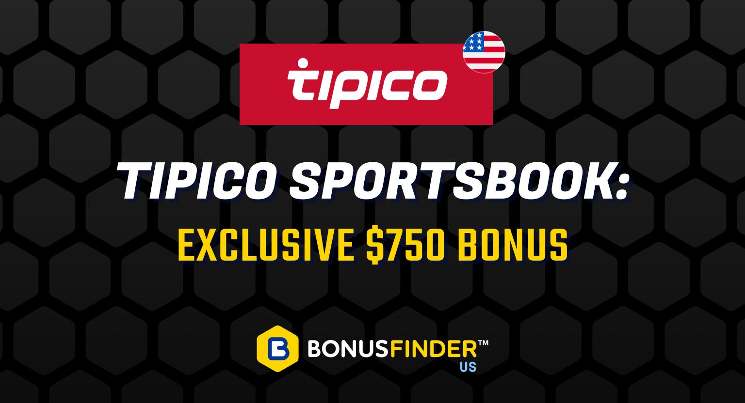 Tipico Sportsbook NJ promo
