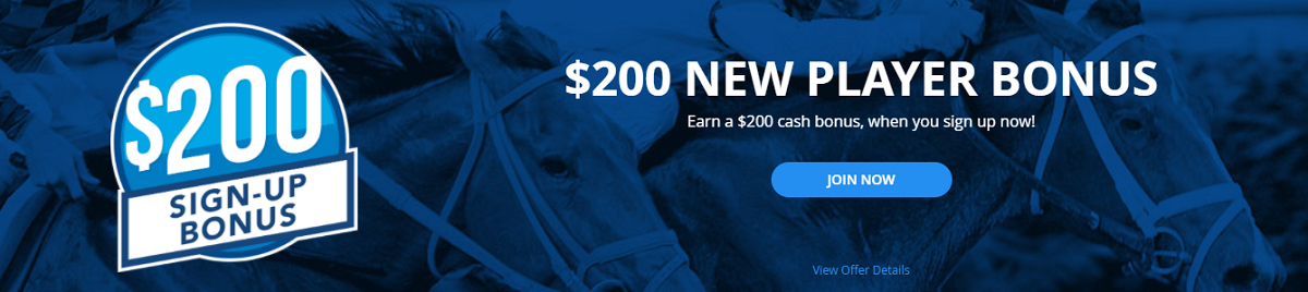 Online Horse Betting Bonus