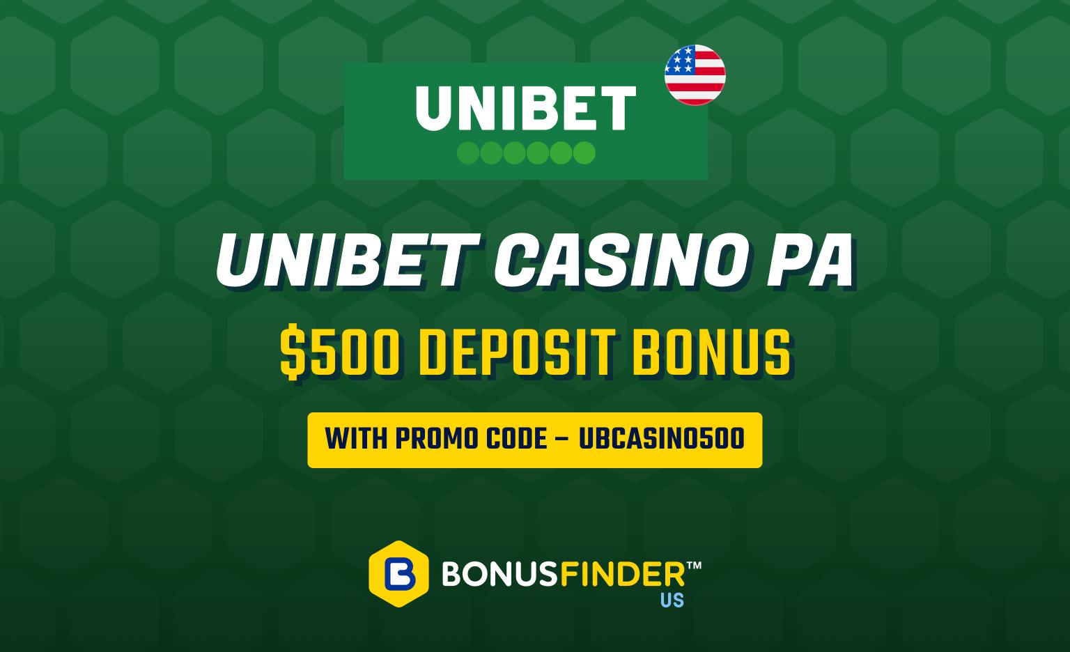 Unibet Casino PA