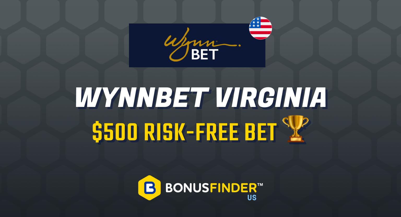 Wynn Virginia Sportsbook Promo