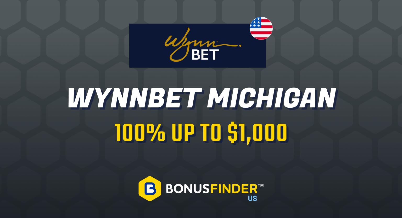 WynnBET Michigan Promo Code