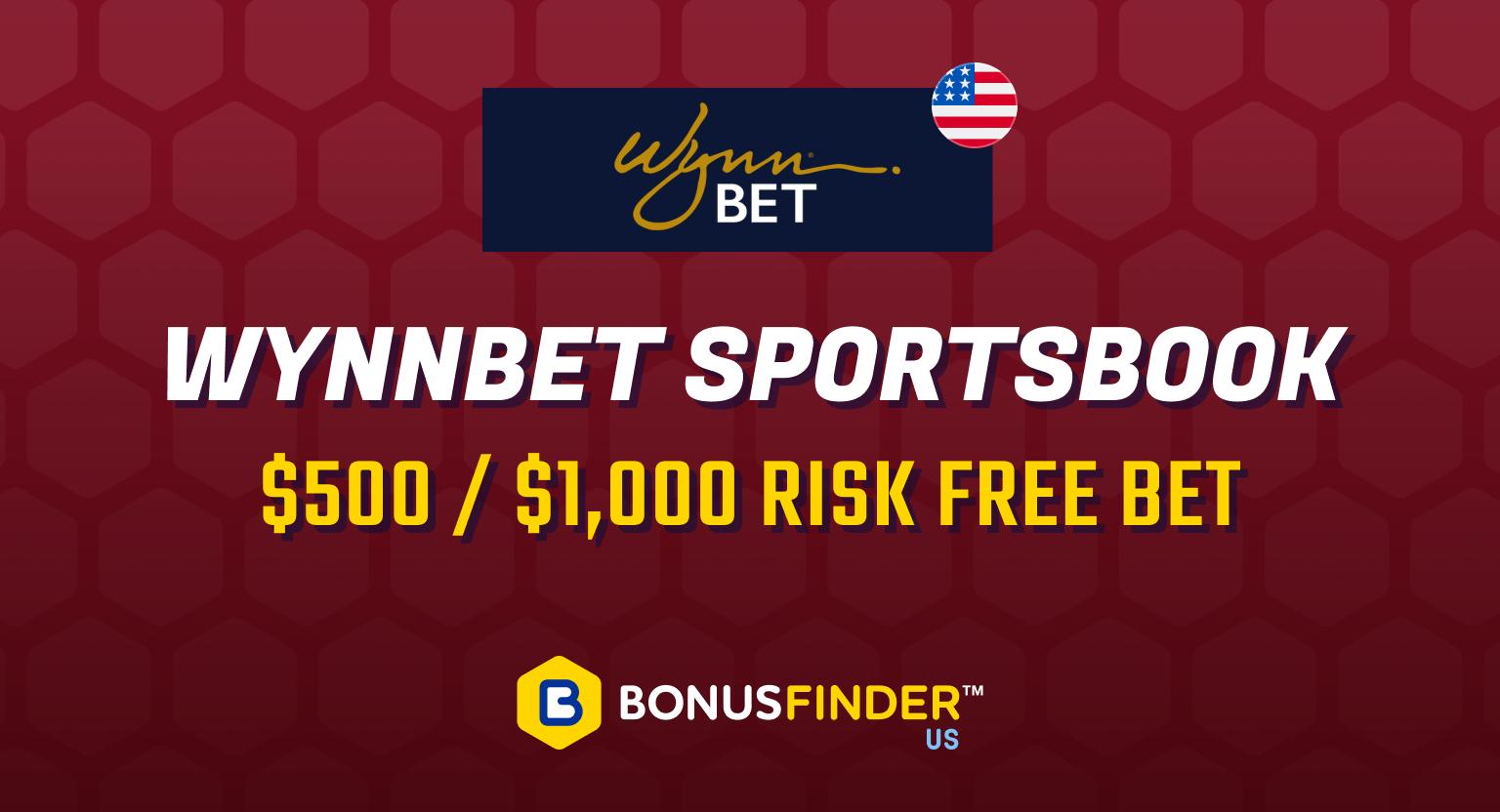 Wynn Risk Free Bet