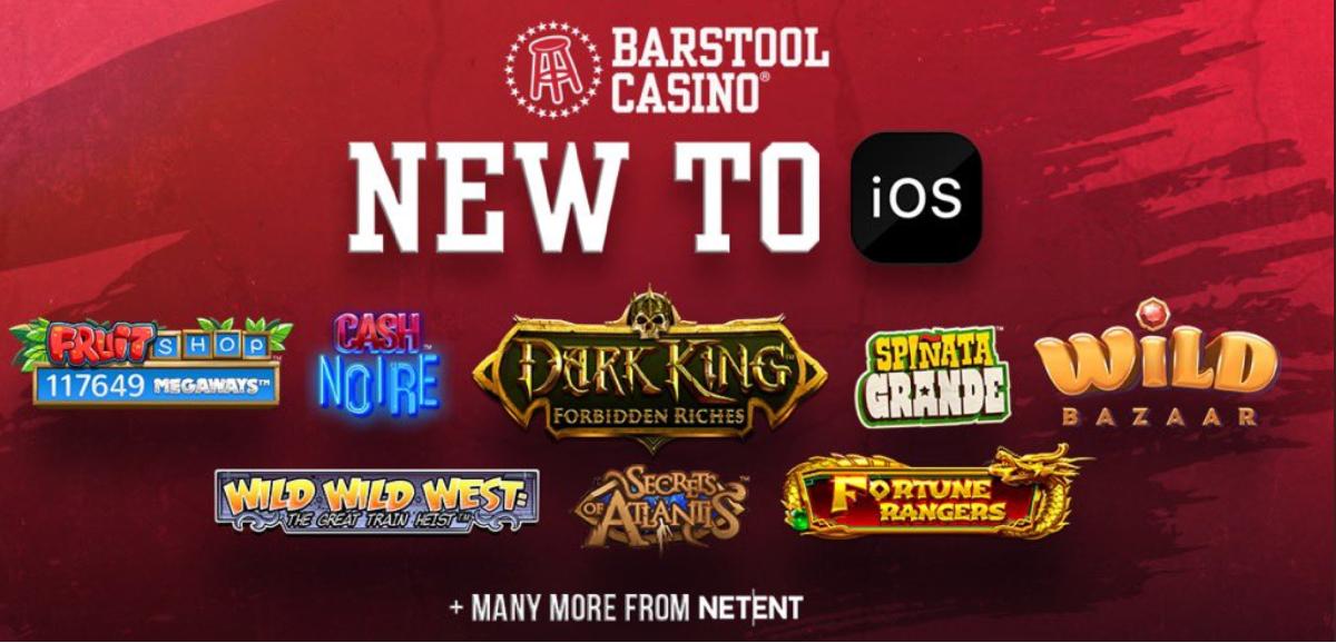 Barstool Casino Games