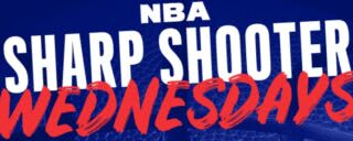 Get $1 for every three-pointer on BetAmerica's Sharp Shooter Wednesdays