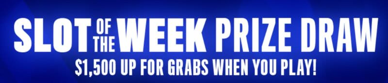 Win up to $500 in bonus funds through the betamerica slot of the week