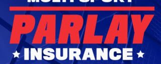 Get your money back with betamerica multi-sport parlay insurance