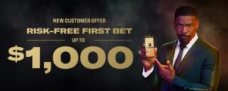 betmgm sportsbook welcome offer: Risk-Free Bet up to $1,000