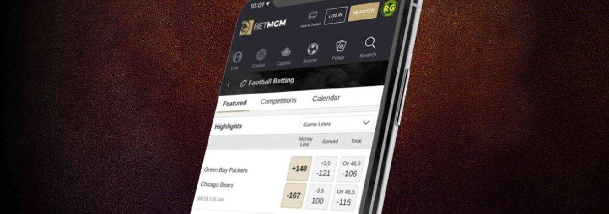 BetMGM CO app