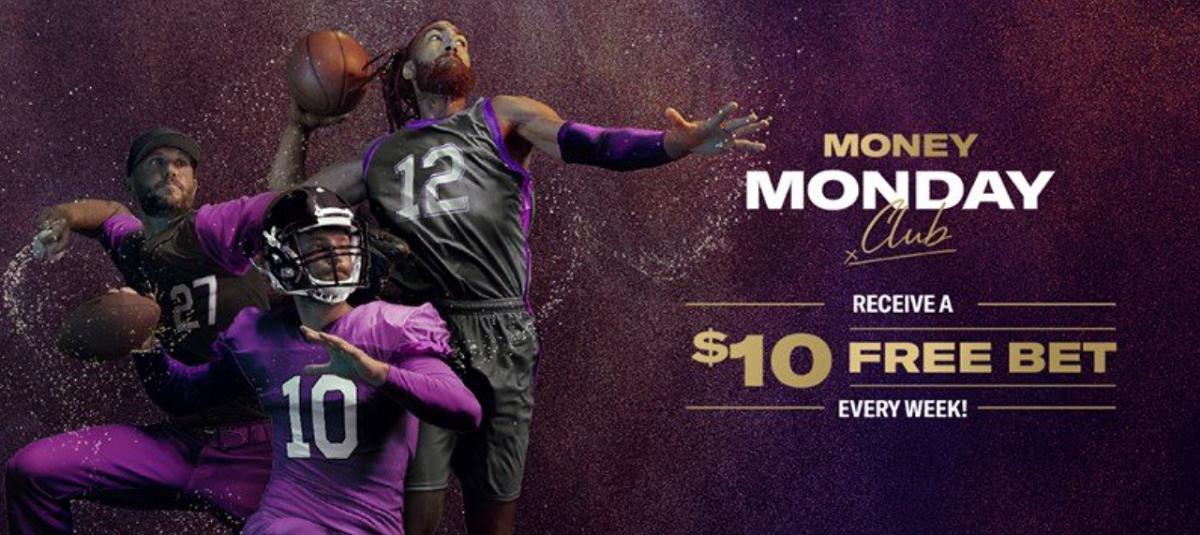BetMGM Money Monday Club