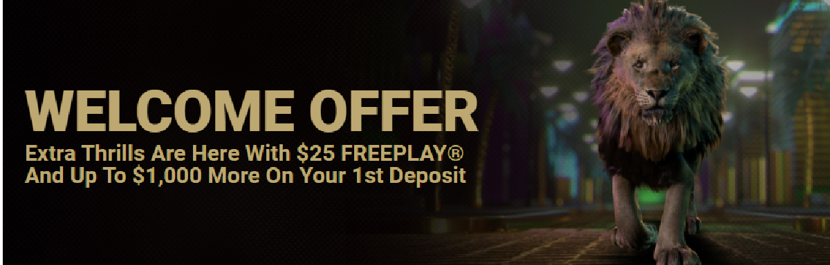 BetMGM PA online casino bonus