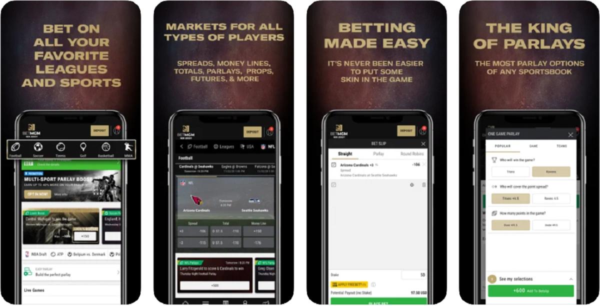 BetMGM TN App