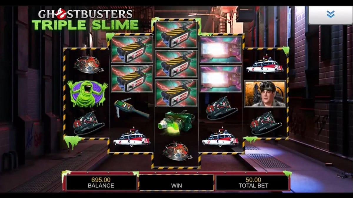 betmgm slots ghostbusters