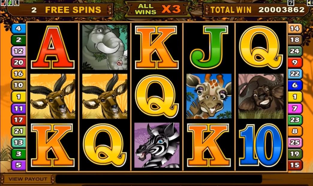 Mega Moolah Us Slot All About Worlds Biggest Jackpot Slot 2020
