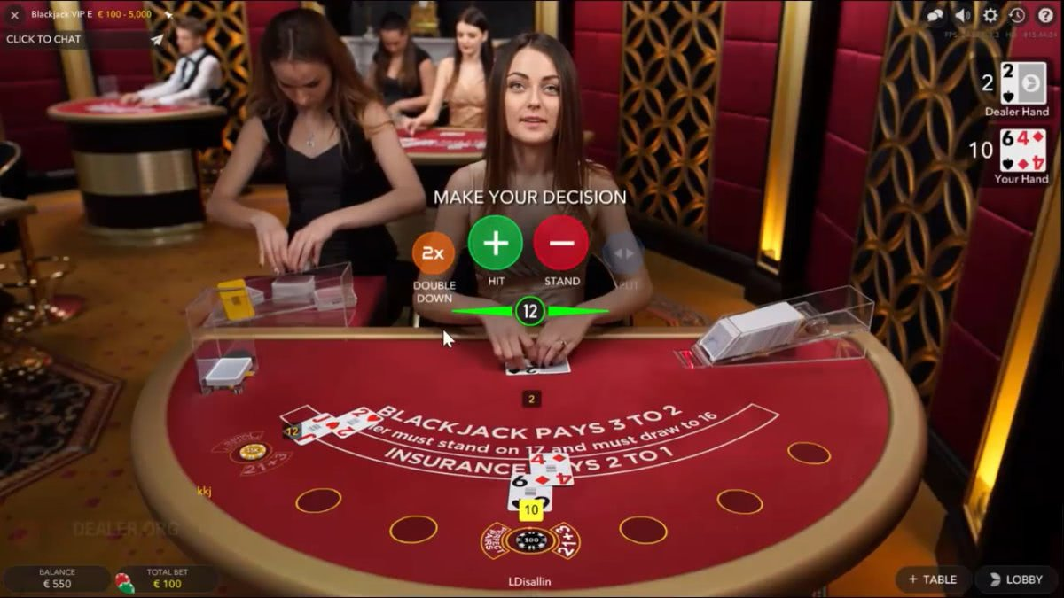 Online Live Casinos Live Dealer Game Bonus List Us 2020