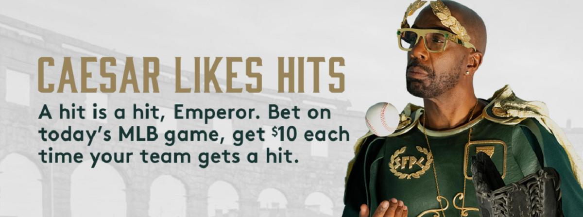 Caesars Sportsbook promo