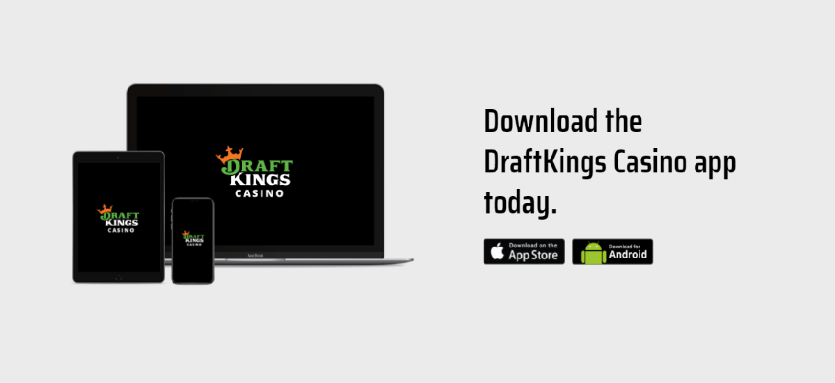 DraftKings Casino PA app