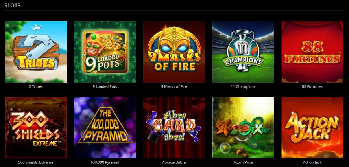 DraftKings PA Casino Games