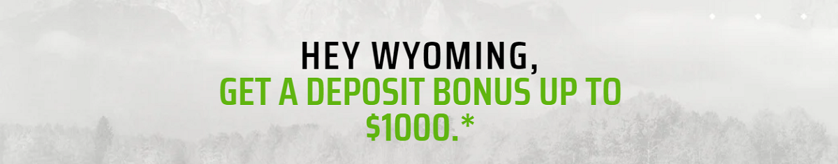 DraftKings Wyoming bonus