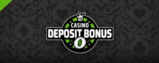 Get a 100% match up to $1,500 on DraftKings Casino