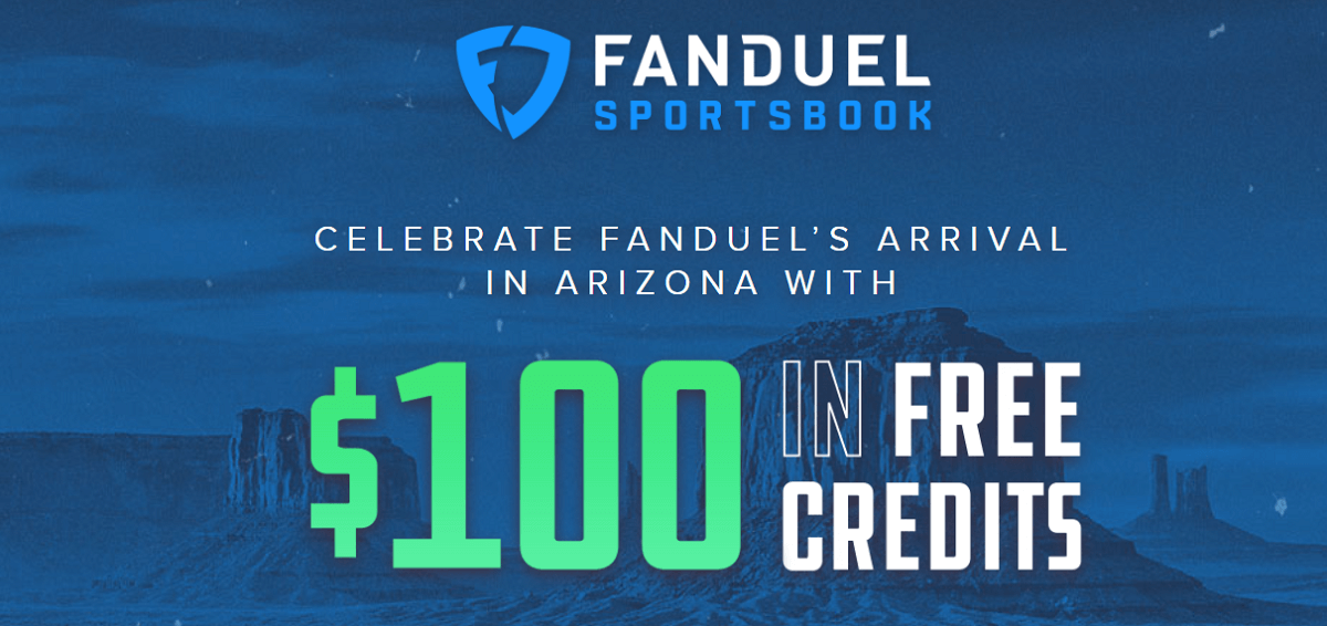 FanDuel Arizona Welcome Bonus