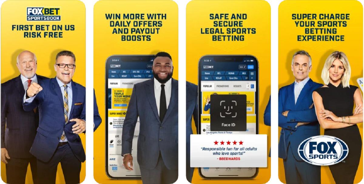 FOX Bet Sportsbook App